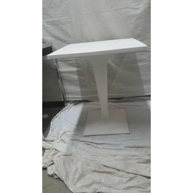Driade Store Atlantic Collection White Toy Table For Sale In Boston - Image 6 of 6