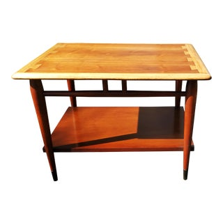 Mid-Century Modern Andre Bus for Lane Acclaim Series Side Table For Sale