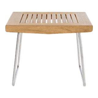 Summit Furniture Boomerang Occasional Table For Sale