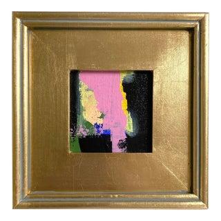"Jessalin Beutler ""Eclipse Portal"" 2021 Framed Mini Painting For Sale"