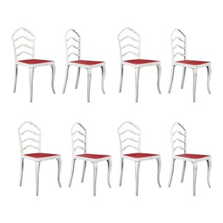 Dining Chairs by Thonet, 1930 - Set of 8