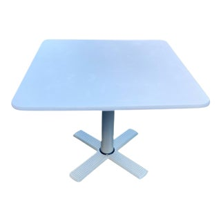 Knoll Company Square Propeller Table by Frattini For Sale