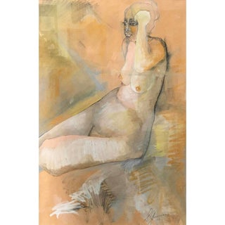 1966 Figurative Painting For Sale