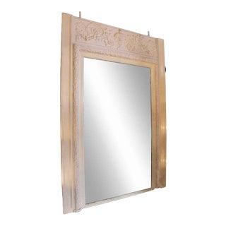Grand Fireplace Mirror