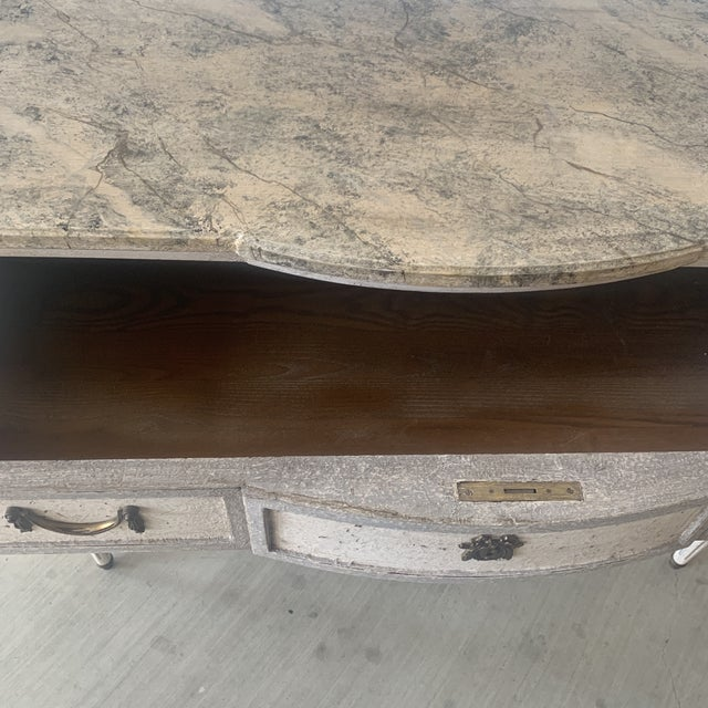 20th Century French Painted Commode For Sale - Image 12 of 13