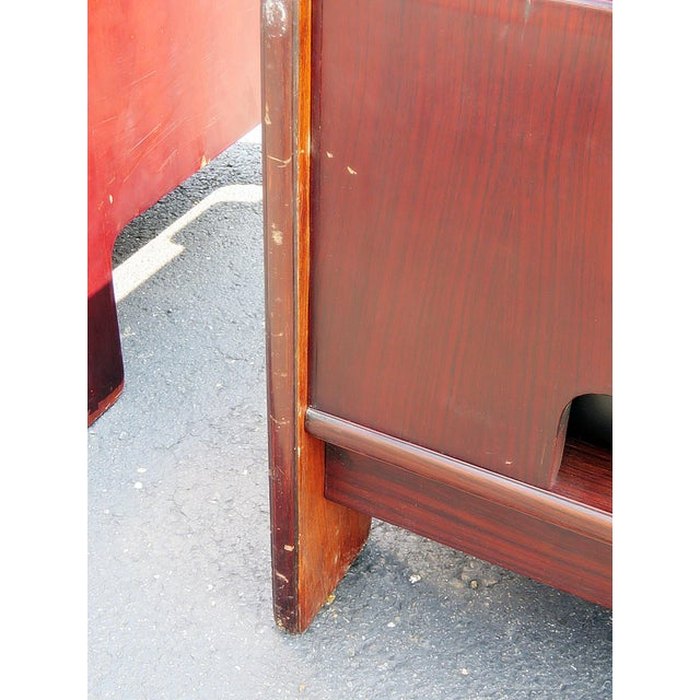 Mid 20th Century Pair of Mid Century Modern Club Chairs For Sale - Image 5 of 12