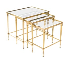 Image of Hollywood Regency Nesting Tables