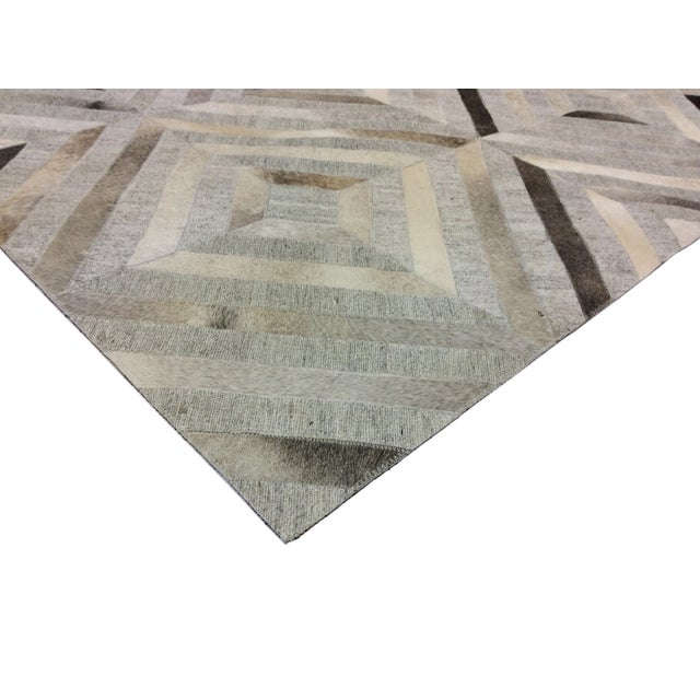 Pasargad Custom Made Cowhide Rug - 8' x 10' - Image 4 of 4