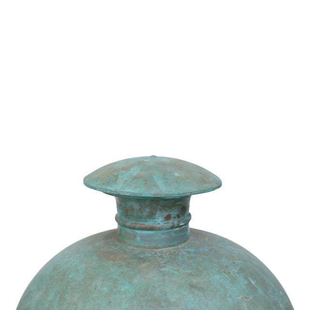 Early 20th Century Large Early 20th Century Avignon Lantern For Sale - Image 5 of 7
