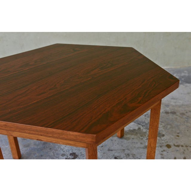 Paul McCobb Paul McCobb Delineator Series Rosewood Side Table For Sale - Image 4 of 5