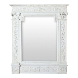 Early 19th Century Antique Georgian Mirror For Sale