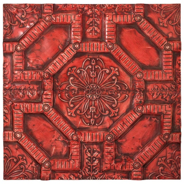 Tin Ceiling Panel For Sale - Image 13 of 13