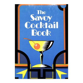 The Savoy Cocktail Book For Sale
