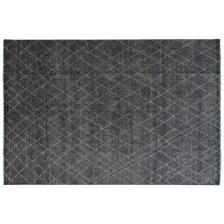 Stark Studio Rugs Contemporary New Oriental 100% Wool Rug - 6′2″ × 9′ For Sale