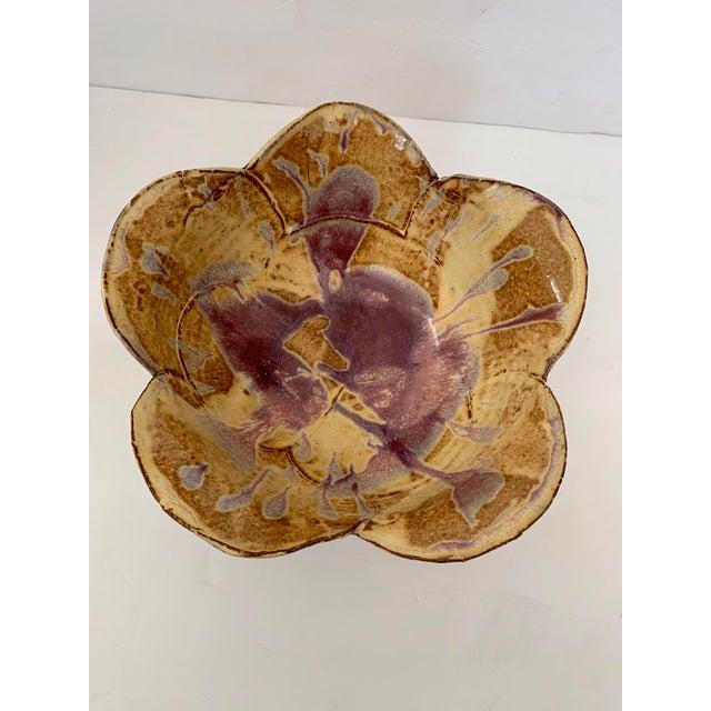Glazed Terra-Cotta Bowl For Sale - Image 11 of 11