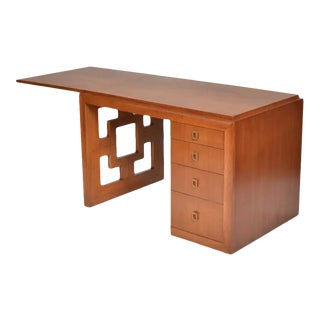 1950s Johan Tapp for Gumps Writing Desk For Sale