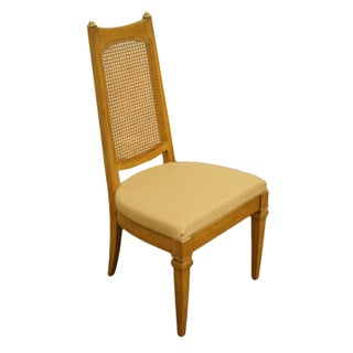 1960s Vintage Drexel Heritage San Remo Italian Provincial Cane Back Dining Side Chair Preview