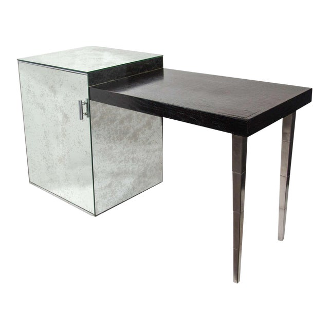 Art Deco Vanity Table and Desk by Robsjohn-Gibbings for Widdicomb For Sale