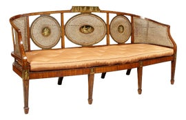 Image of Edwardian Settees