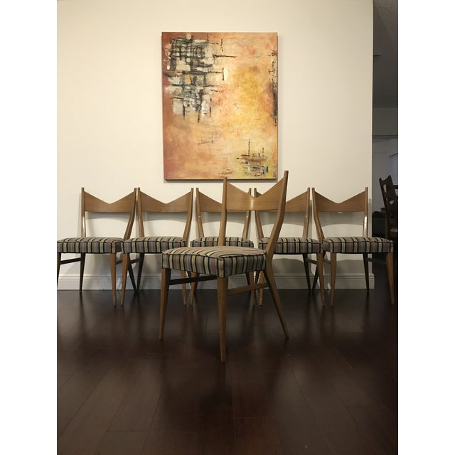 Paul McCobb Mid Century Modern Dining Chairs - Set of 6 For Sale In Miami - Image 6 of 6