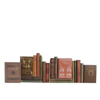 Antique Pocket-Sized MIX : Twenty Decorative Books For Sale