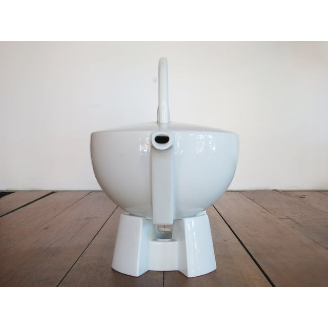 Mario Bellini 'Cupola' Teapot with Stand - Image 5 of 10