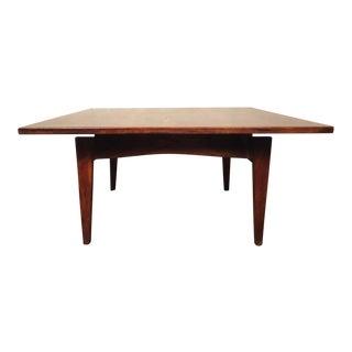 Jens Risom Mid-Century Coffee Table