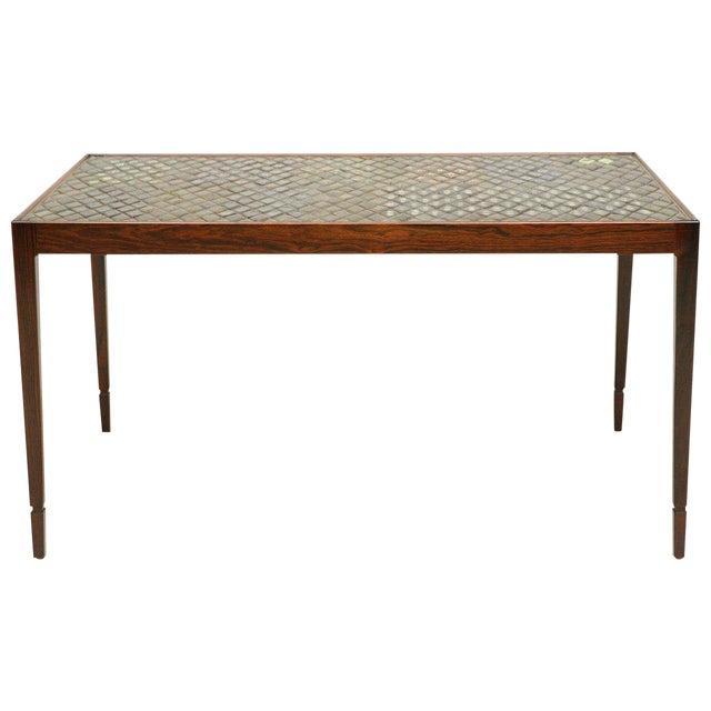 Unusual Bjorn Wiinblad Coffee Table For Sale