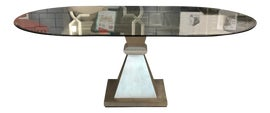 Image of Newly Made Glass Top Dining Tables