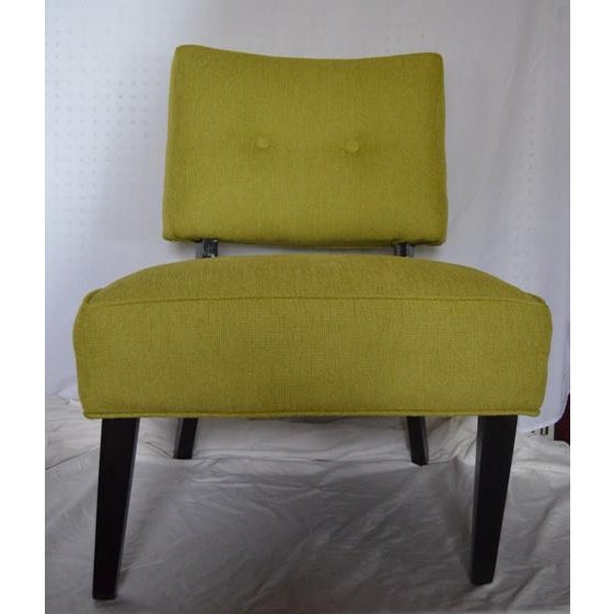 Billy Haines Style Mid-Century Accent Chair - Image 2 of 4