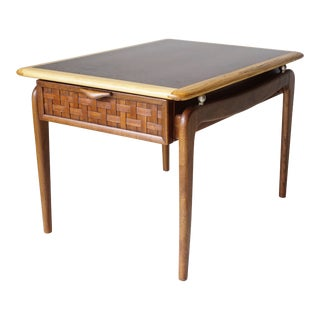 Lane Perception Side Table For Sale