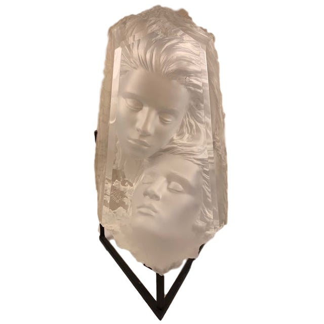 Michael Wilkinson Dream Cast Acrylic Fragment For Sale - Image 11 of 11
