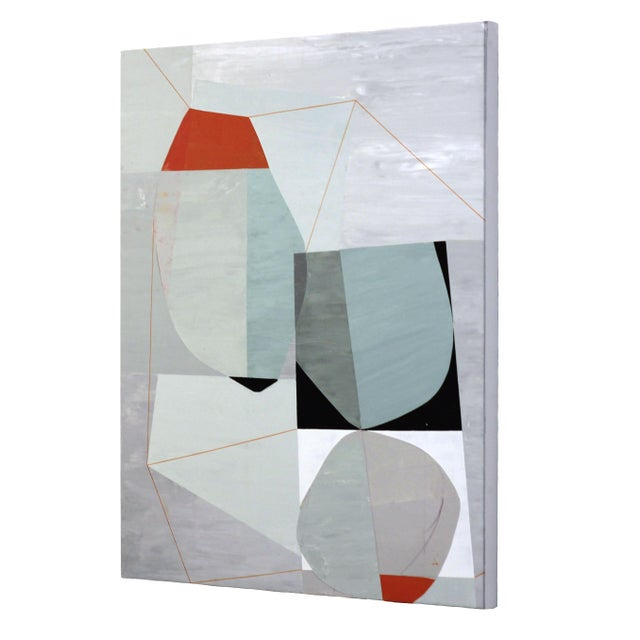 Mexican artist Heny Steinberg's abstracted landscapes invite us to travel from the map to the localized event. The shapes...