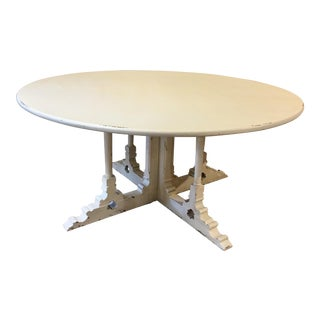 Modern Bliss Studios Round Astrid Dining Table For Sale