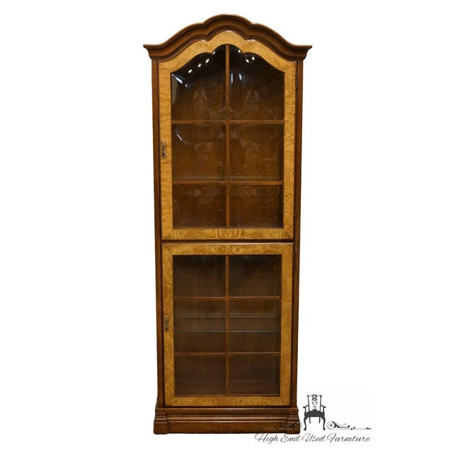 """Dimensions: Height: 74"""" Width: 28"""" Depth: 13.75"""" We specialize in High End Used Furniture that we consider to be at least..."""