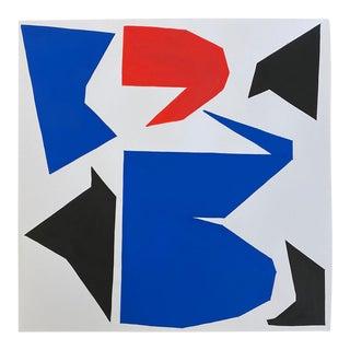 "Ulla Pedersen ""Cut-Up Paper 2005"", Painting For Sale"
