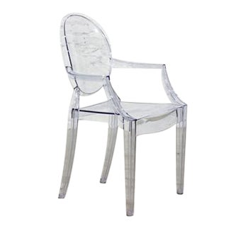 Louis Ghost Style Chair - Image 1 of 5