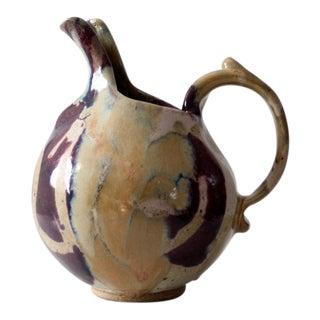 Mid-Century Studio Pottery Pitcher