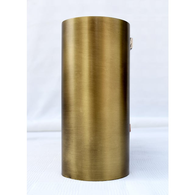 Brass Wall Sconce For Sale In Los Angeles - Image 6 of 8