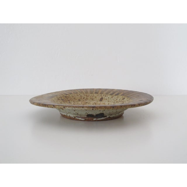Ceramic Studio Plate - Image 3 of 7