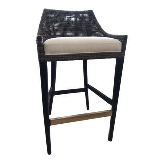 """Vincent"" Hardwood Barstool For Sale"