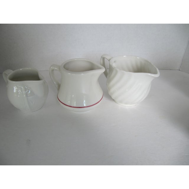 Collection of Cream Pitchers - Set of 9 - Image 4 of 8