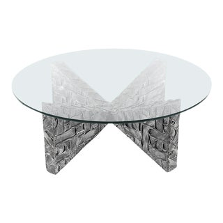Adrian Pearsall Brutalist Coffee Table