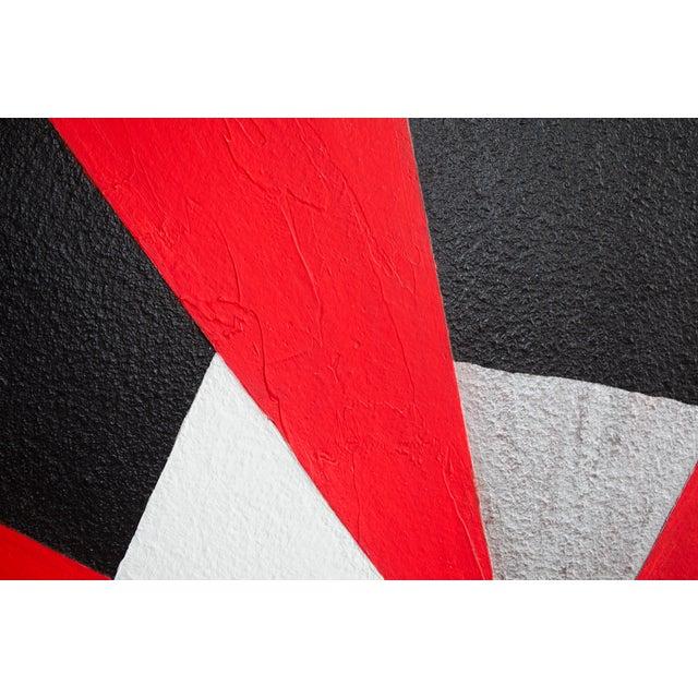 """Original """"Mirror Star"""" Painting - Image 2 of 3"""