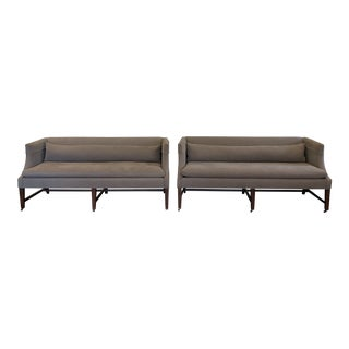 Lee Industries Sofas - a Pair For Sale