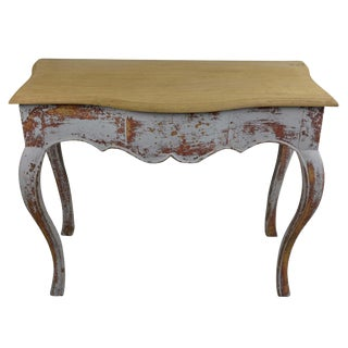 Baroque Early 18th Century Console Table For Sale