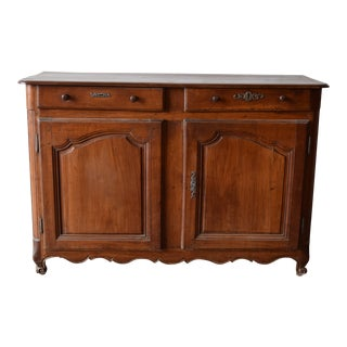 19th Century French Provincial Cherrywood Buffet