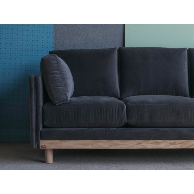 Minimal yet cushy. Sleek yet relaxed. Chelsea is the definition of casual luxury. A sofa seat backed with the fluffiest...