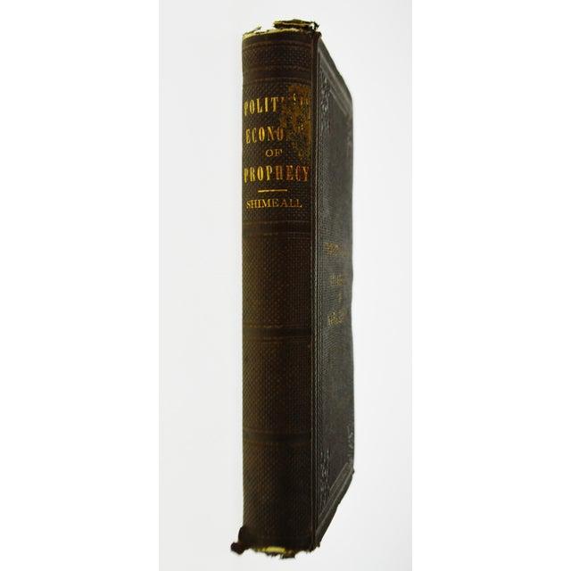 1866 'Prophetic Career and Destiny of Napoleon III' - Image 8 of 10