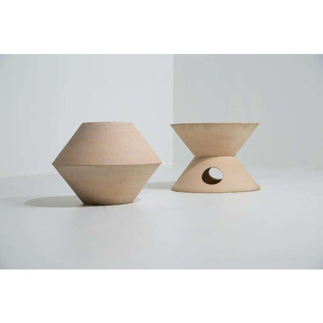 PAIR OF LA GARDO TACKETT PLANTERS FOR ARCHITECTURAL POTTERY, 1960S - Image 2 of 9